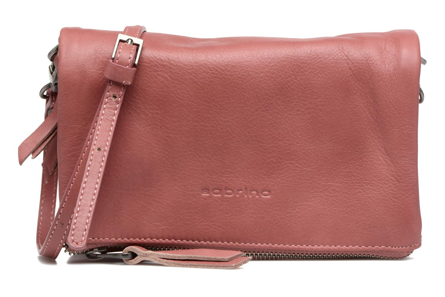 Clutch bags Sabrina Leontine Pink detailed view/ Pair view