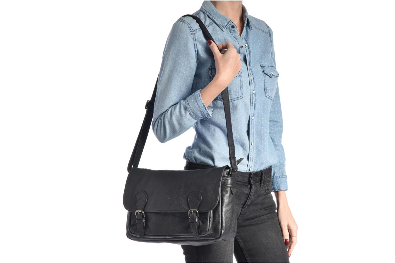 Handtaschen Sabrina Victoria blau ansicht von oben