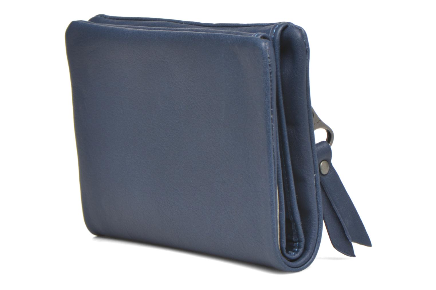 Wallets & cases Sabrina Ninon Blue view from the right