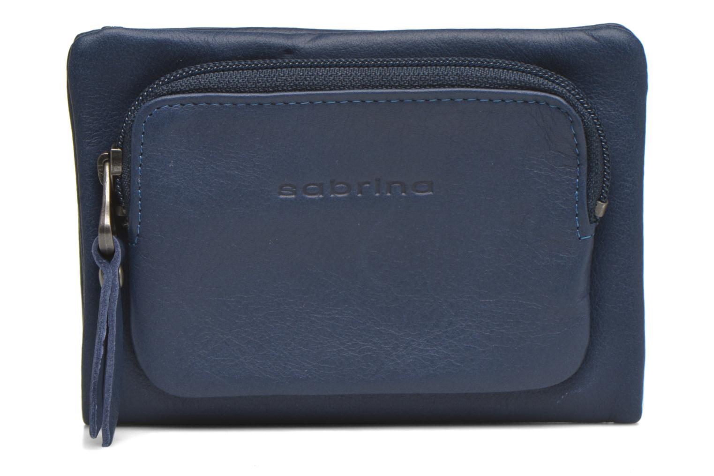 Portemonnaies & Clutches Sabrina Ninon blau detaillierte ansicht/modell