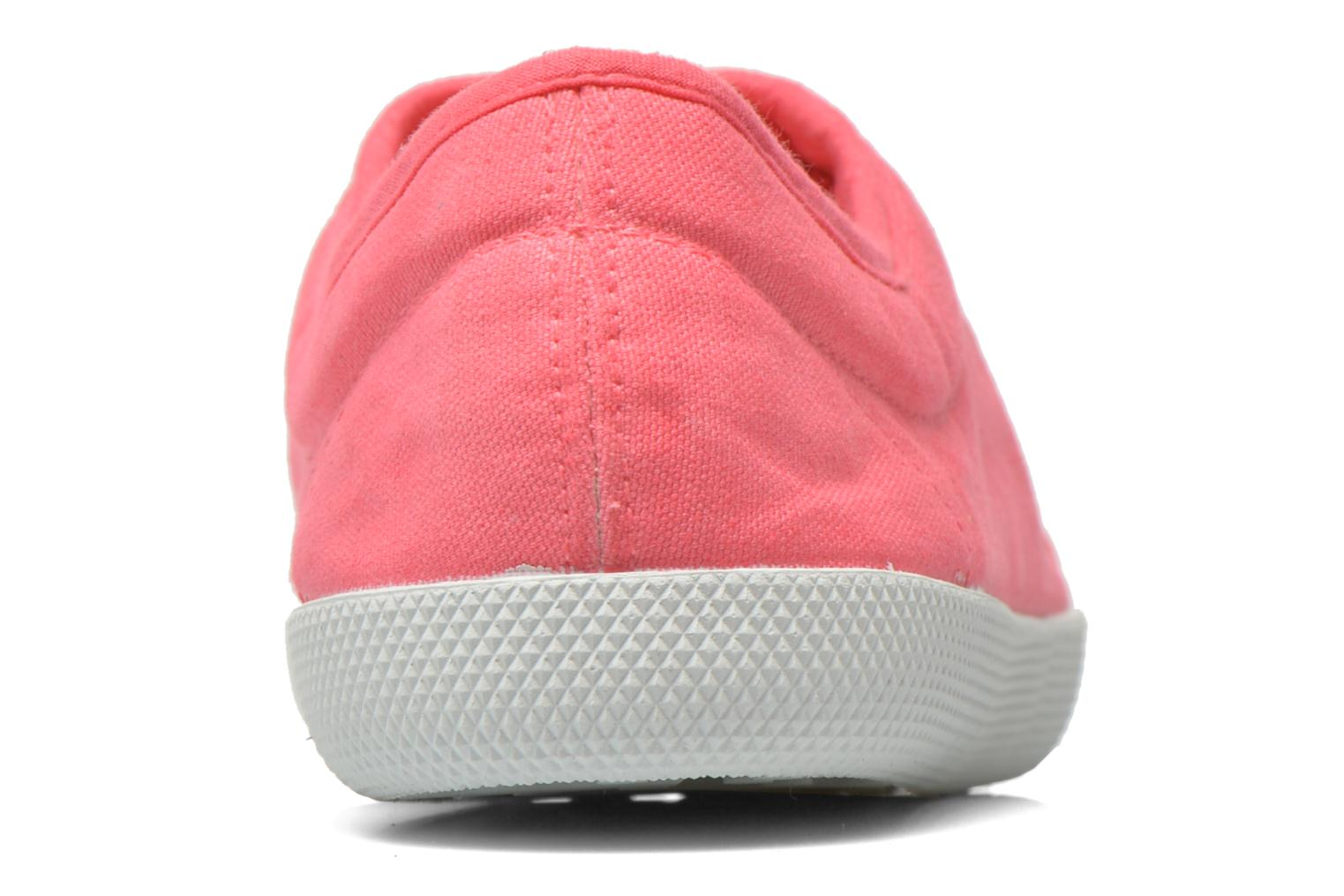 Trainers Georgia Rose Mamine Pink view from the right