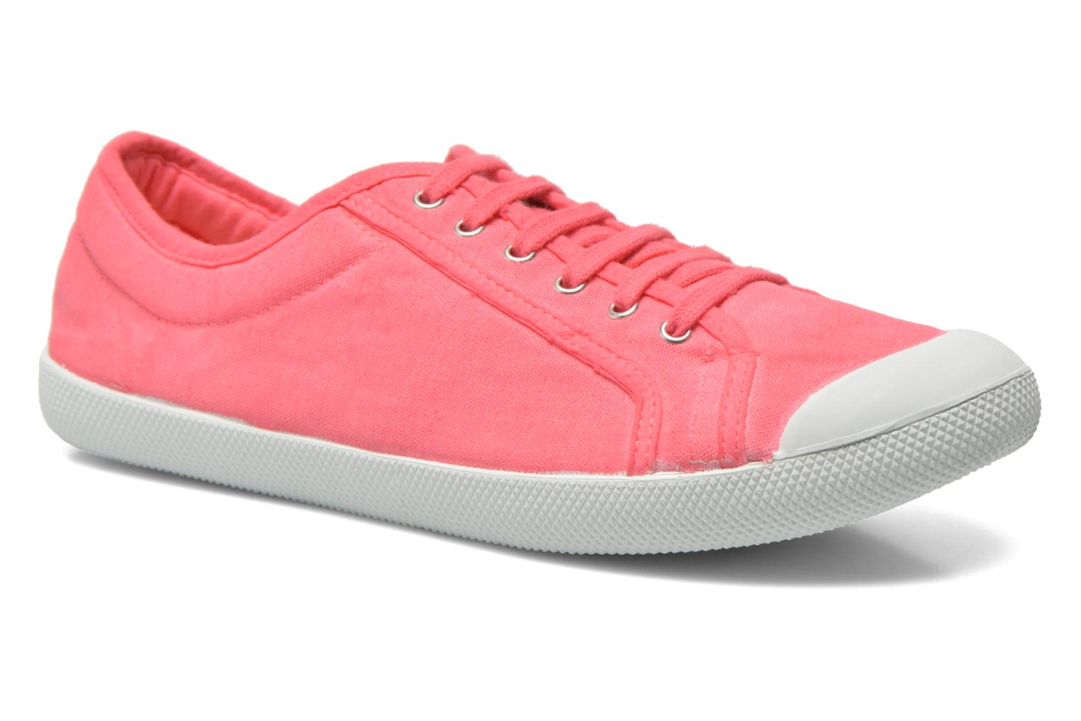 Trainers Georgia Rose Mamine Pink detailed view/ Pair view