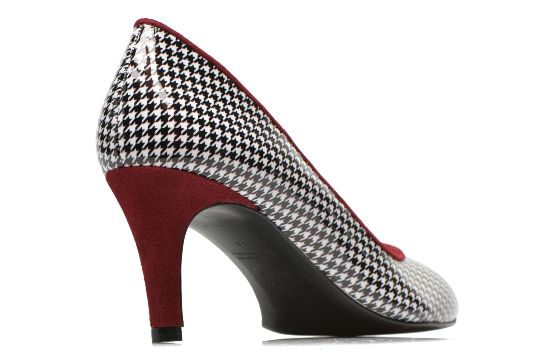 Escarpins Made by SARENZA Notting Heels #10 Multicolore vue portées chaussures