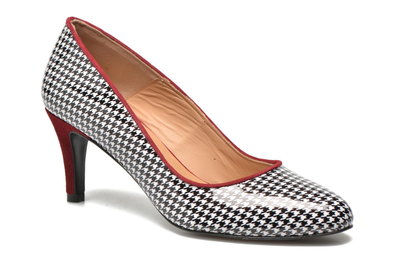 Escarpins Made by SARENZA Notting Heels #10 Multicolore vue face