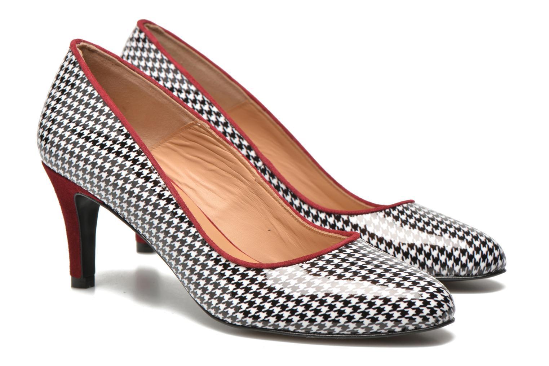 Escarpins Made by SARENZA Notting Heels #10 Multicolore vue droite