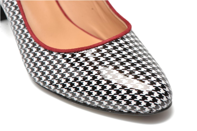 Escarpins Made by SARENZA Notting Heels #10 Multicolore vue derrière