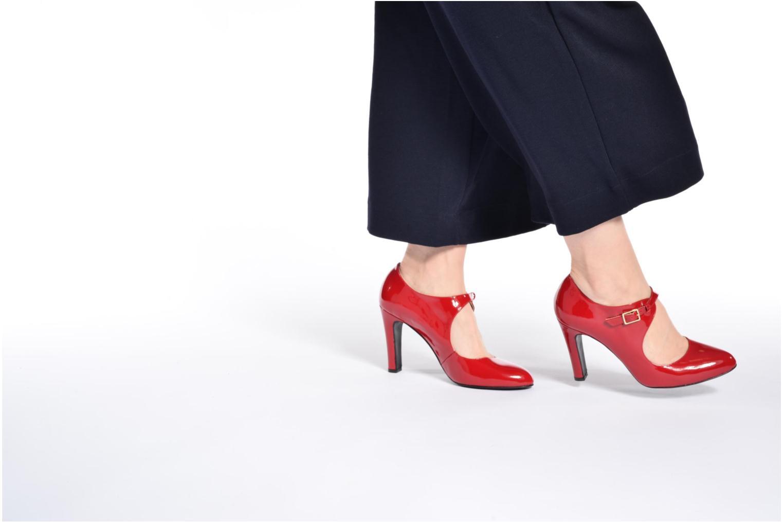 Zapatos de tacón Made by SARENZA Shoe Officer #3 Negro vista de abajo