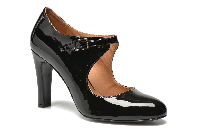 Shoe Officer #3 Vernis noir