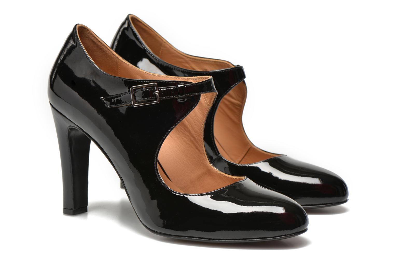 Zapatos de tacón Made by SARENZA Shoe Officer #3 Negro vista lateral derecha