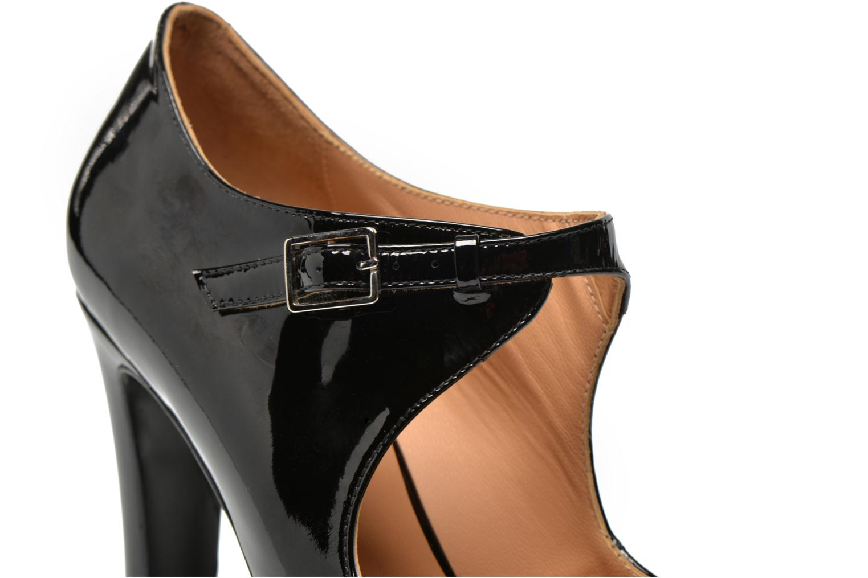 Zapatos de tacón Made by SARENZA Shoe Officer #3 Negro vistra trasera
