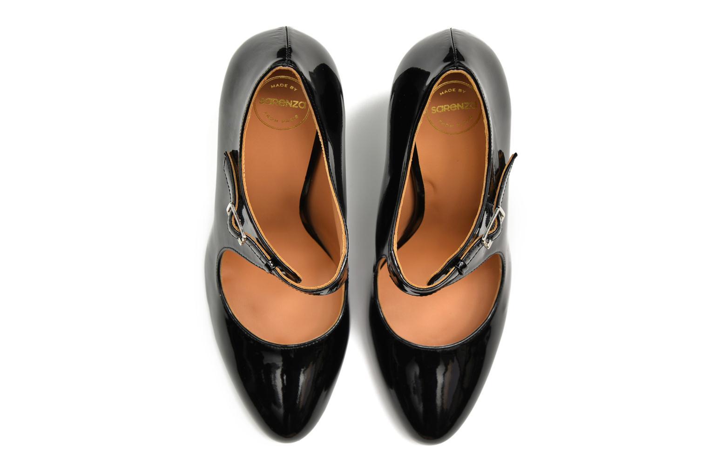 Zapatos de tacón Made by SARENZA Shoe Officer #3 Negro vista de arriba