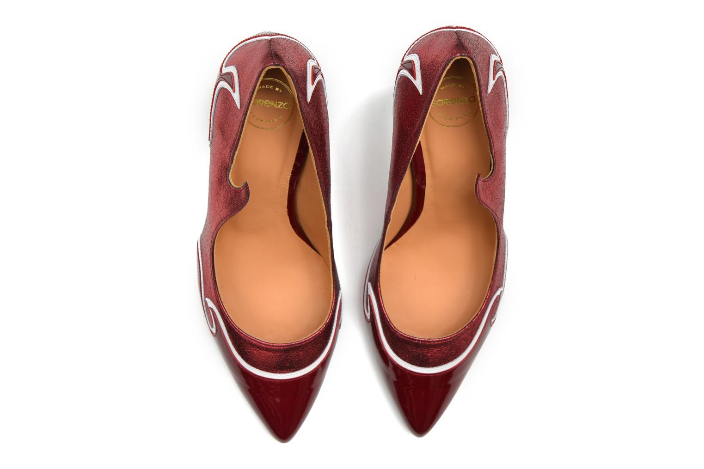 Grandes descuentos últimos zapatos Made by SARENZA Glossy Cindy #1 (Vino) - Zapatos de tacón Descuento