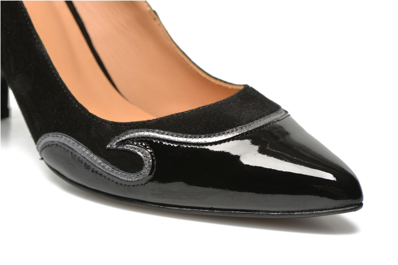 Zapatos de tacón Made by SARENZA Glossy Cindy #2 Negro vistra trasera