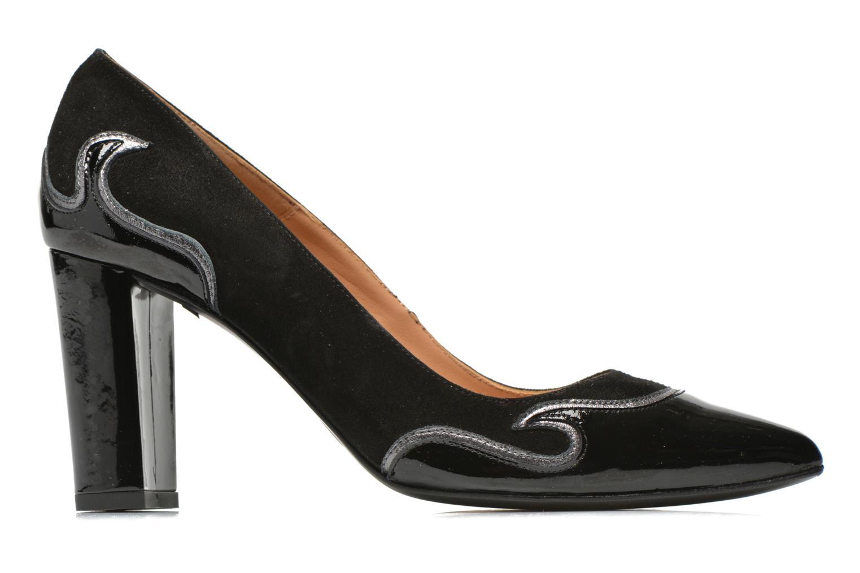 Zapatos de tacón Made by SARENZA Glossy Cindy #2 Negro vista de detalle / par
