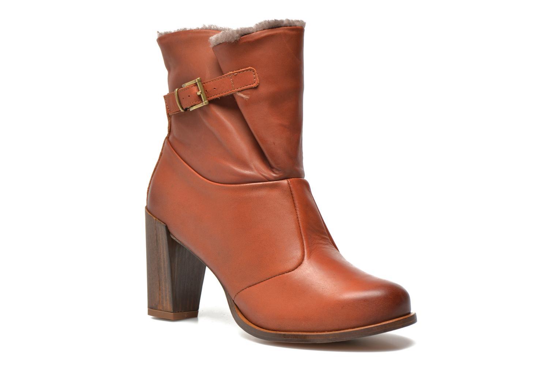 Bottines et boots Neosens Gloria 177 Marron vue détail/paire