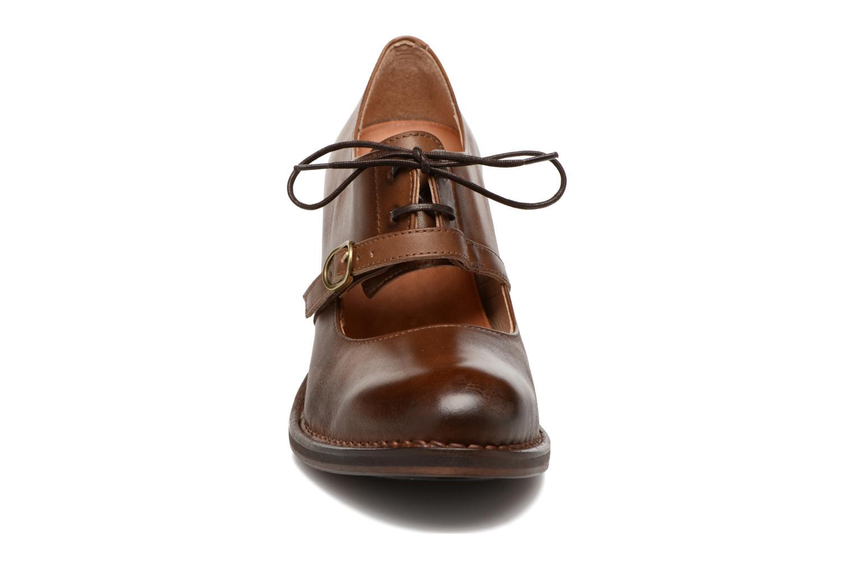 Escarpins Neosens Baladi 267 Marron vue portées chaussures