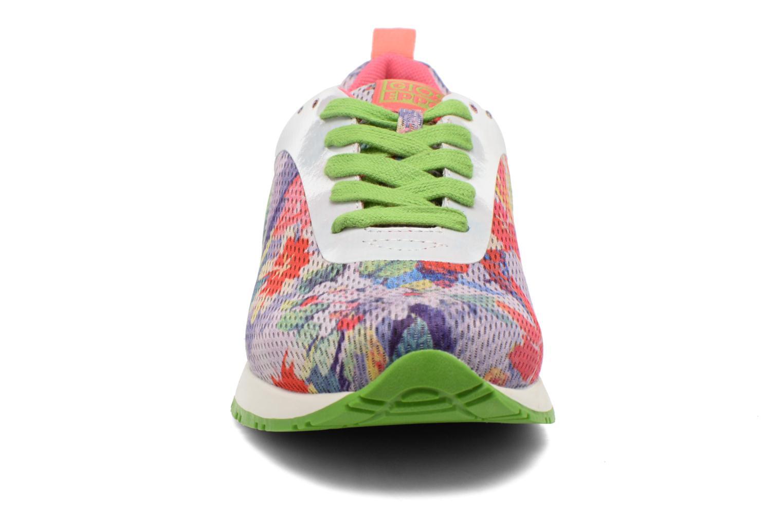 Baskets Gioseppo Modica Multicolore vue portées chaussures
