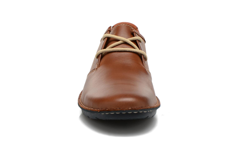 Chaussures à lacets Pikolinos Santiago M7B-4023 Marron vue portées chaussures