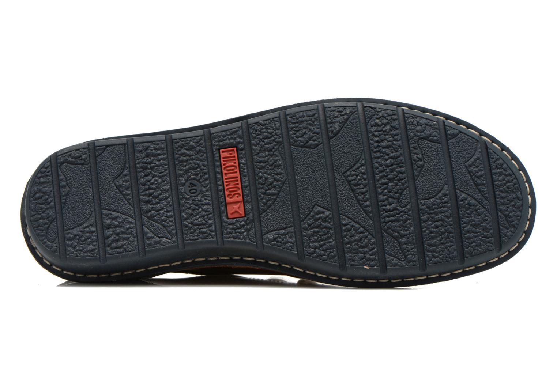 Chaussures à lacets Pikolinos Santiago M7B-4023 Marron vue haut