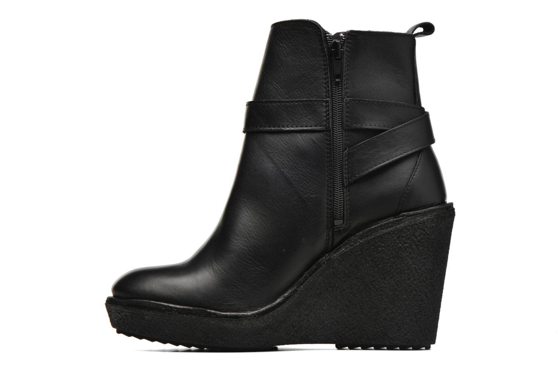 Stiefeletten & Boots Buffalo Zote schwarz ansicht von vorne