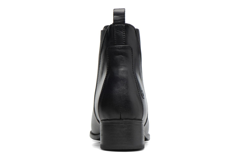 Bottines et boots Bronx Carter Noir vue droite