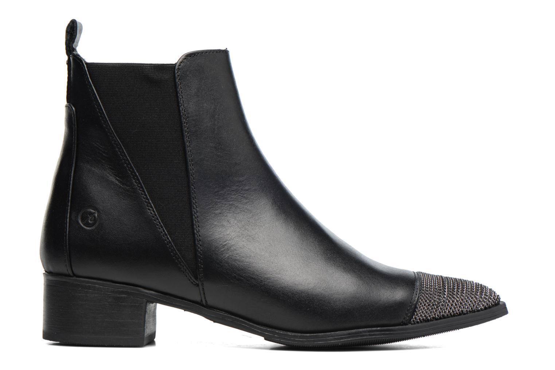 Bottines et boots Bronx Carter Noir vue derrière