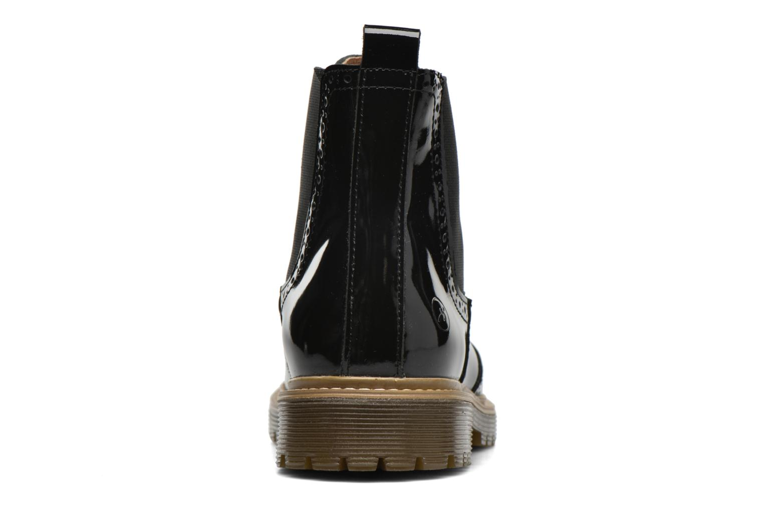 Ankle boots Bronx Rifka Bootie Black view from the right
