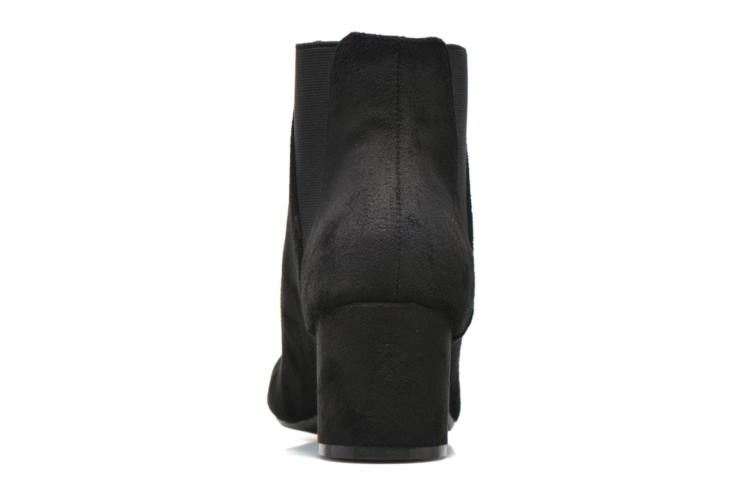 Ankle boots Blink Bbibian Black view from the right