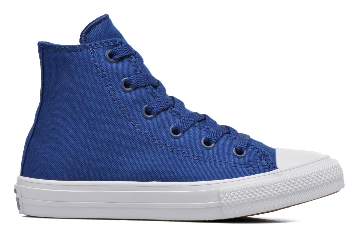 Trainers Converse Chuck Taylor All Star II Hi Blue back view
