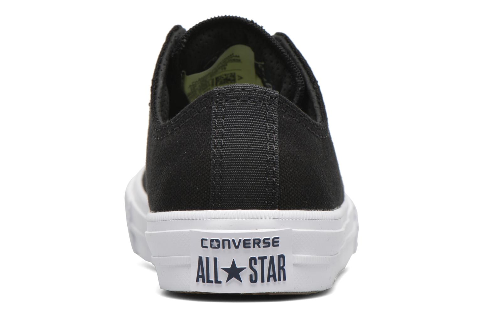 Salsa Red White Navy Converse Chuck Taylor All Star II Hi (Rouge)
