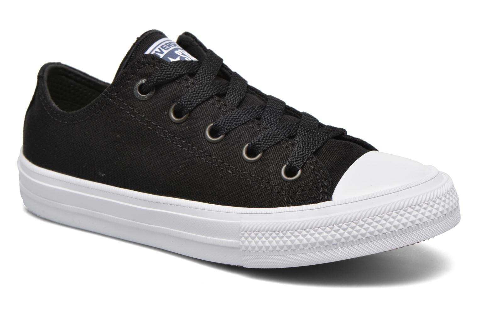 Chuck Taylor All Star II Hi Black white navy