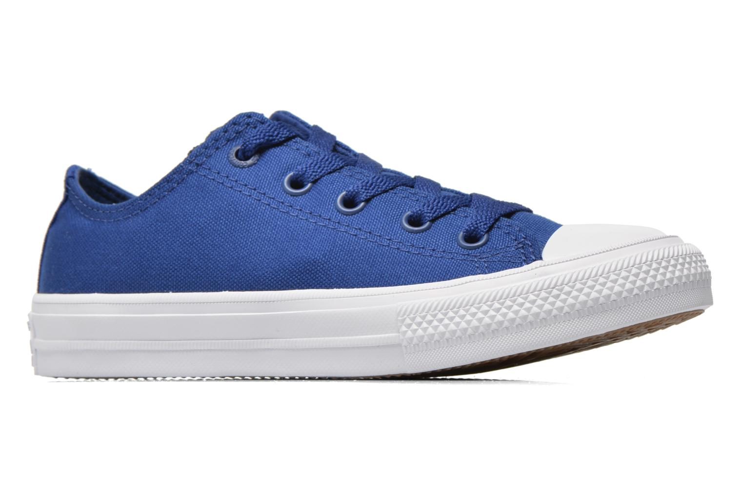 Trainers Converse Chuck Taylor All Star II Ox Blue back view