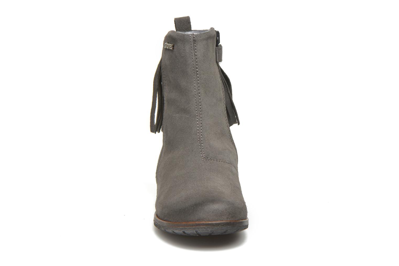 Stiefeletten & Boots Stones and Bones Stasa grau schuhe getragen