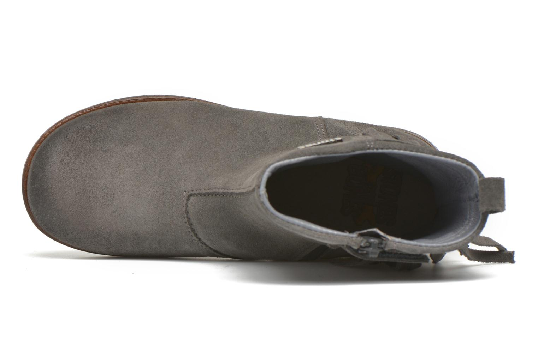 Stiefeletten & Boots Stones and Bones Stasa grau ansicht von links