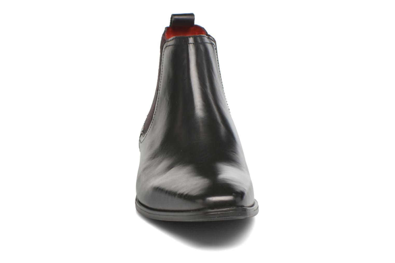 Bottines et boots Base London William Noir vue portées chaussures