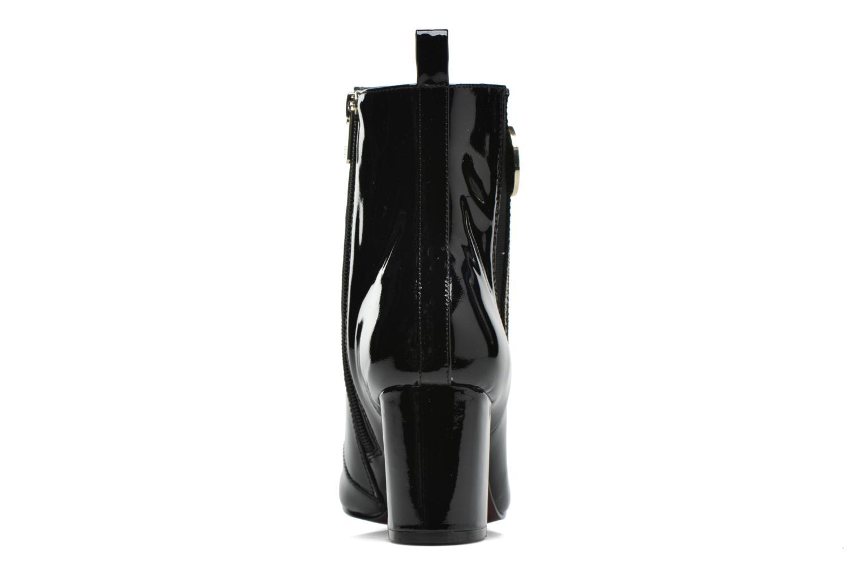 Bottines et boots Tommy Hilfiger GIGI ELESTIC BOOTIE Noir vue droite