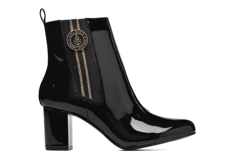 Bottines et boots Tommy Hilfiger GIGI ELESTIC BOOTIE Noir vue derrière