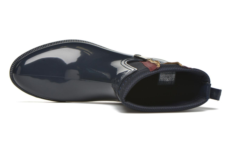 Bottines et boots Tommy Hilfiger ODETTE 4R Bleu vue gauche