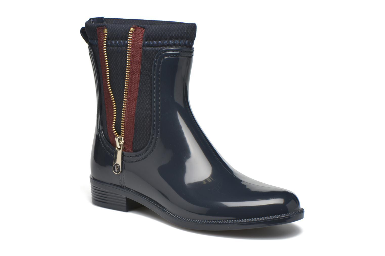 Bottines et boots Tommy Hilfiger ODETTE 4R Bleu vue détail/paire