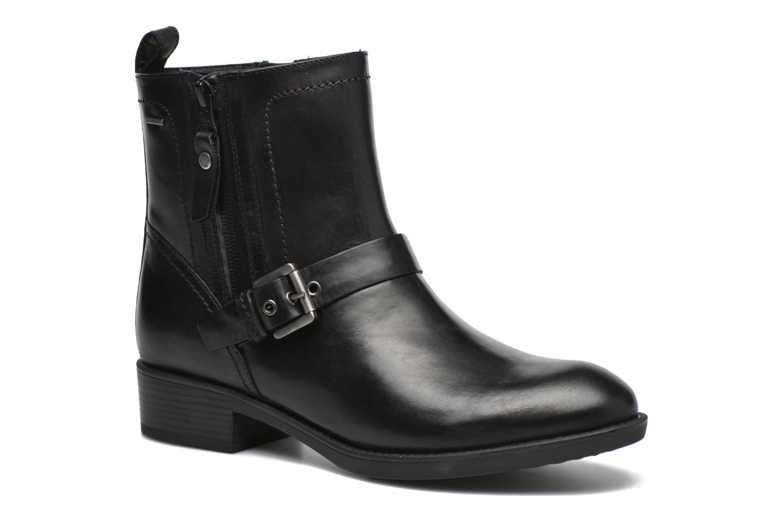 Bottines et boots Geox D FELICITY ABX A D64X9A Noir vue détail/paire
