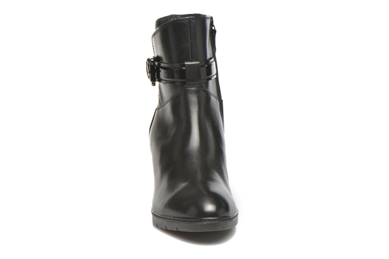 Stiefeletten & Boots Geox D JILSON C D640DC schwarz schuhe getragen