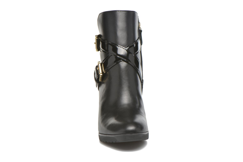 Bottines et boots Geox D RAPHAL E D643AE Noir vue portées chaussures