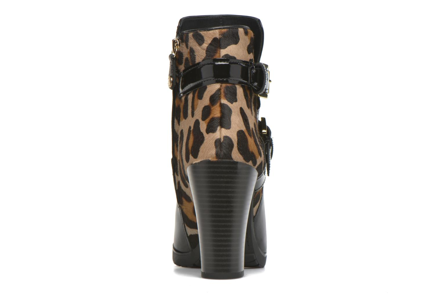 Ankle boots Geox D RAPHAL E D643AE Black view from the right