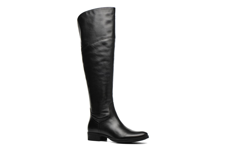 Grandes descuentos últimos zapatos Geox D MENDI ST E D5490E (Negro) - Botas Descuento