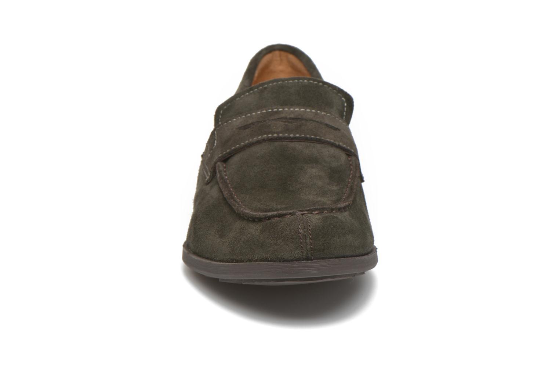 Loafers Geox U BESMINGTON G U641XG Grå bild av skorna på