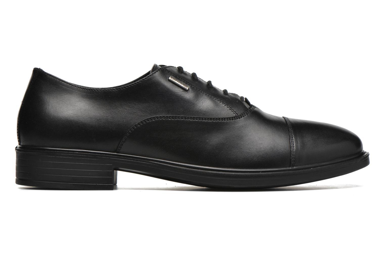 Chaussures à lacets Geox U LORIS A ABX B U64C6B Noir vue derrière