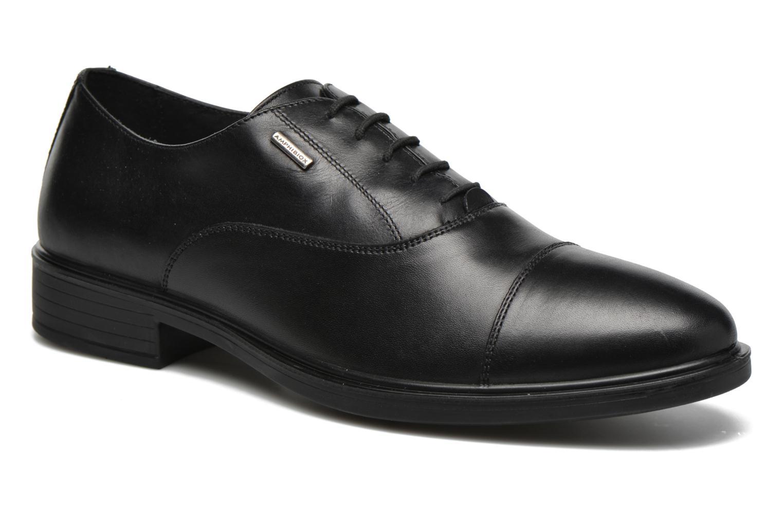 Chaussures à lacets Geox U LORIS A ABX B U64C6B Noir vue détail/paire