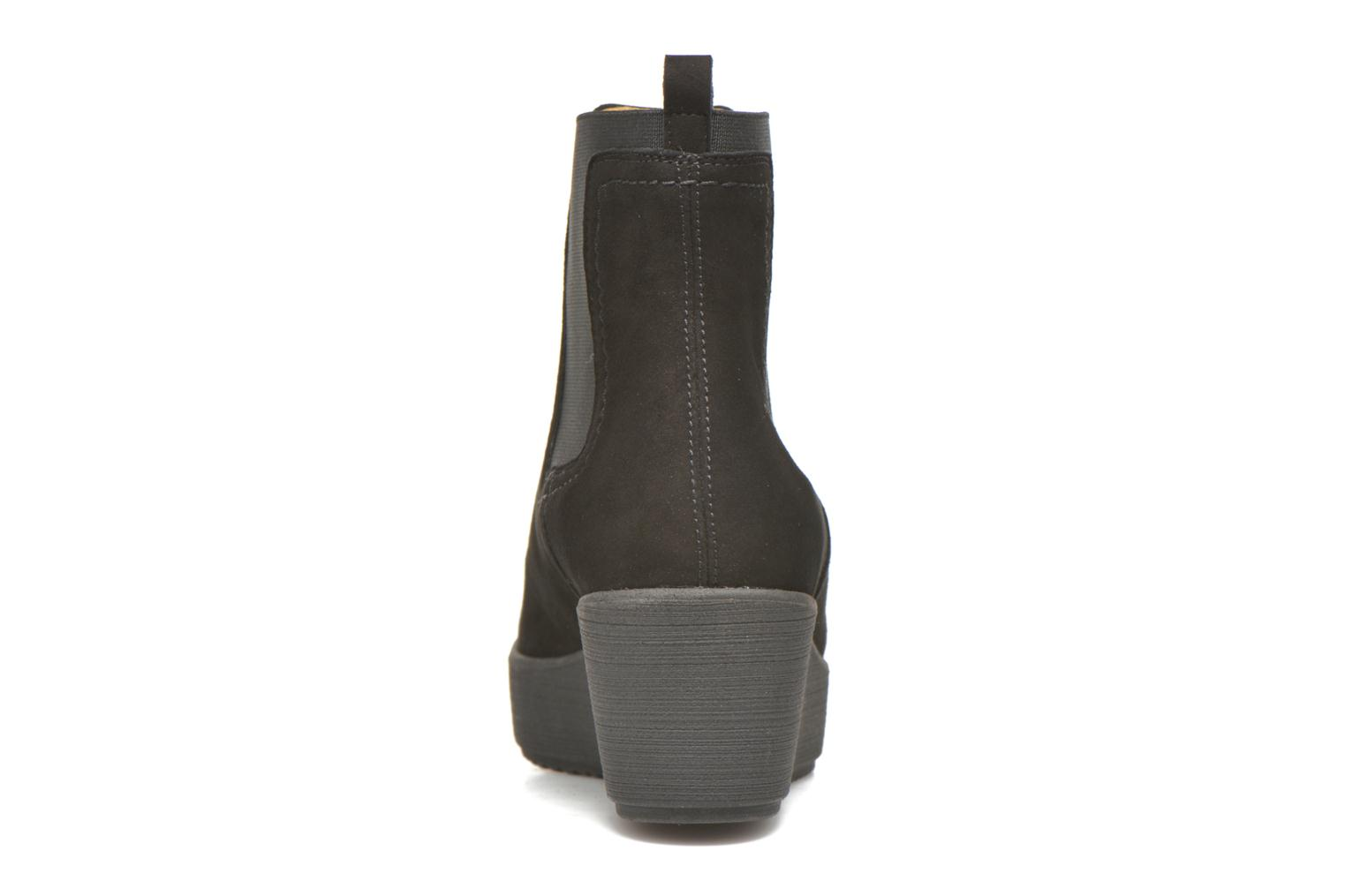 Ankle boots Unisa Fara Black view from the right