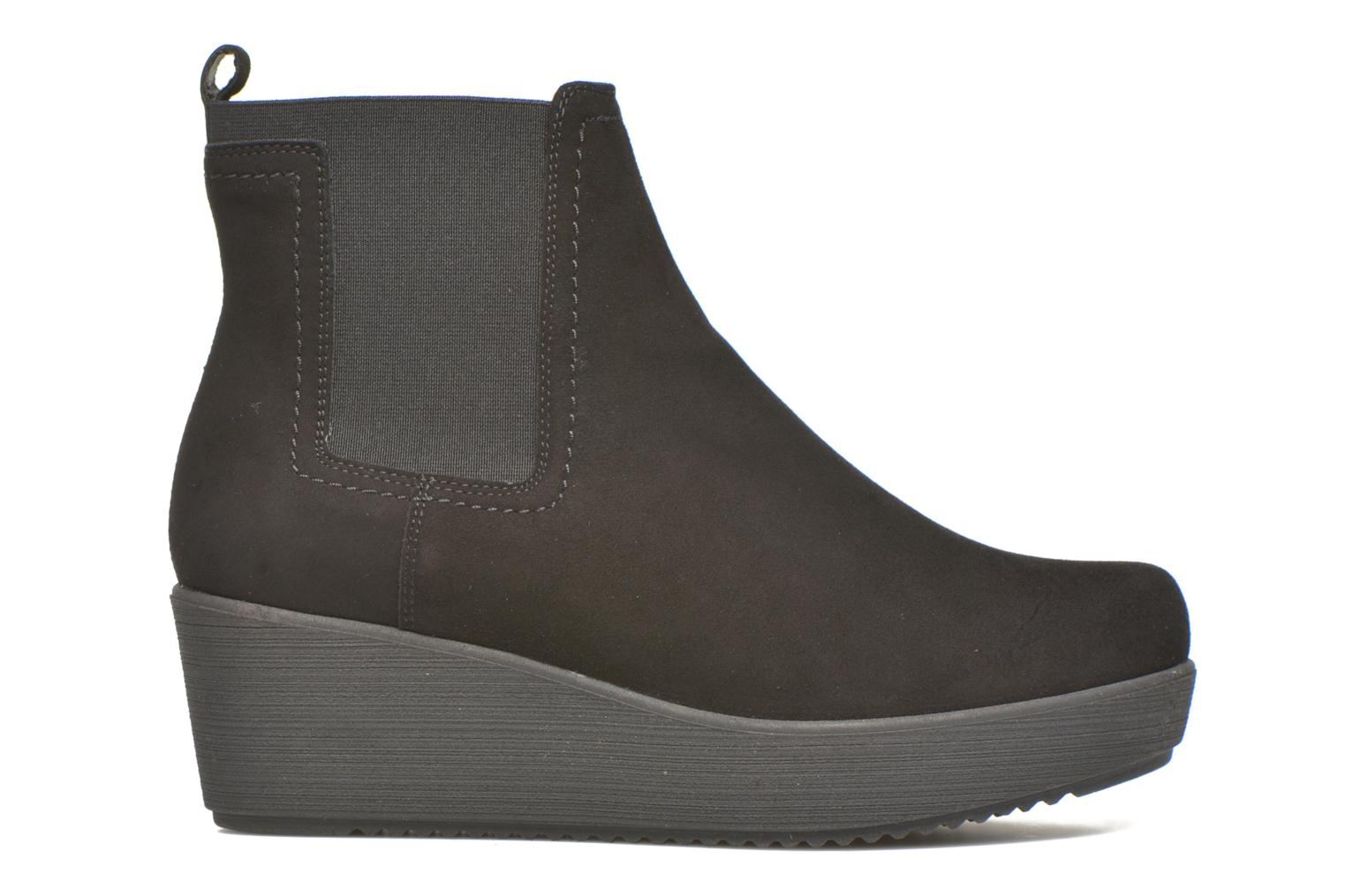 Ankle boots Unisa Fara Black back view