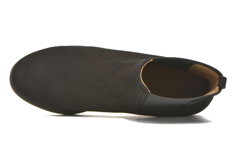 Bottines et boots Unisa Fara Noir vue gauche